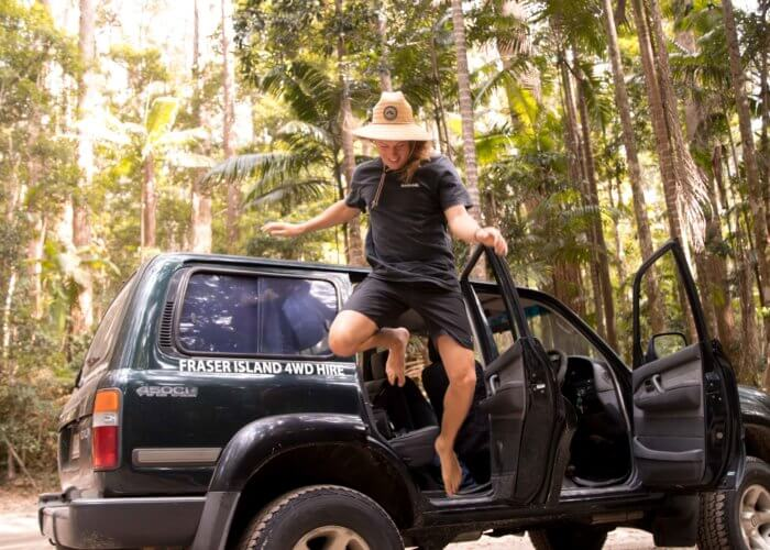 Fraser Island Drop Bear Adventures