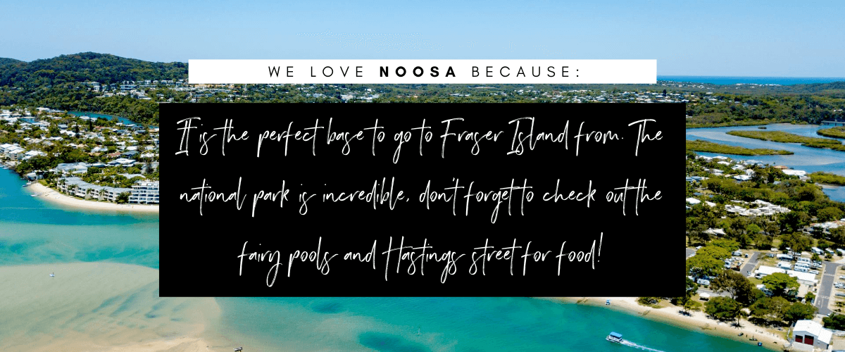 things to do in noosa australia